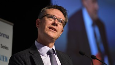 Will Guy Debelle knock the dollar in his speech on Friday?