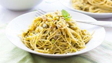 Pasta not fattening, Italian study finds