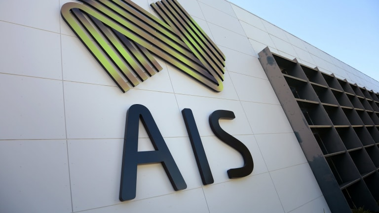 The Australian para-alpine team are training at the AIS this week ahead of the 2018 Winter Olympics in South Korea.
