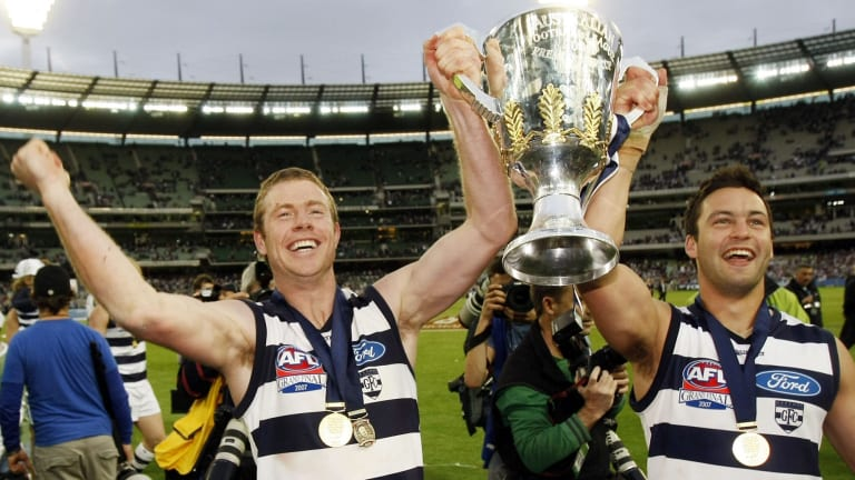 Superdraft podcast, episode 4: The Geelong dynasty