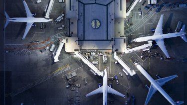 One reason for substandard US airports is that American infrastructure is chronically underfunded.