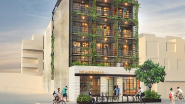 Demand for the first Nightingale project was so strong that a ballot was started for buyers.
