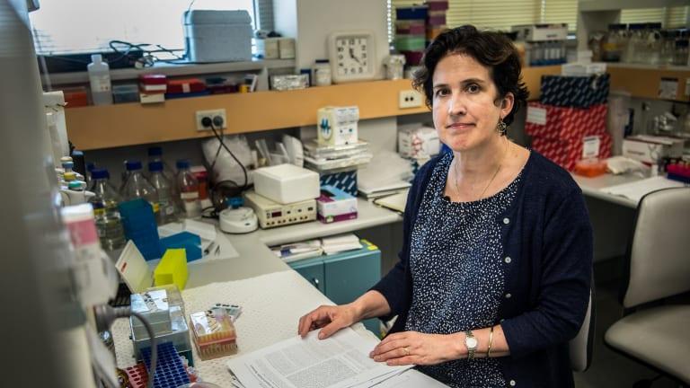 Professor Jennifer Byrne was named one of Nature's 10 for 2017.