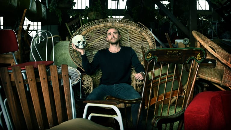 "Josh McConville admits to ""burning out"" during his three-month national tour of <i>Hamlet</i> in 2015. ""Everyone who plays Hamlet does,"" he says."