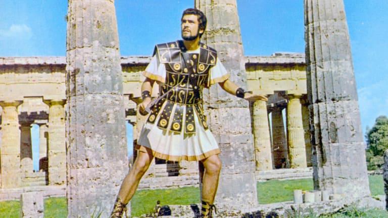The 1963 film, <i>Jason and the Argonauts</i>.