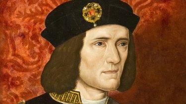 Richard III, by an unknown 16th century artist.