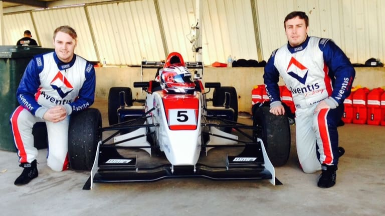 Brothers Joshua and Adam Cranston were heavily involved in Synep Racing, named after the company Adam allegedly set up for tax fraud. There is no suggestion Joshua is involved.