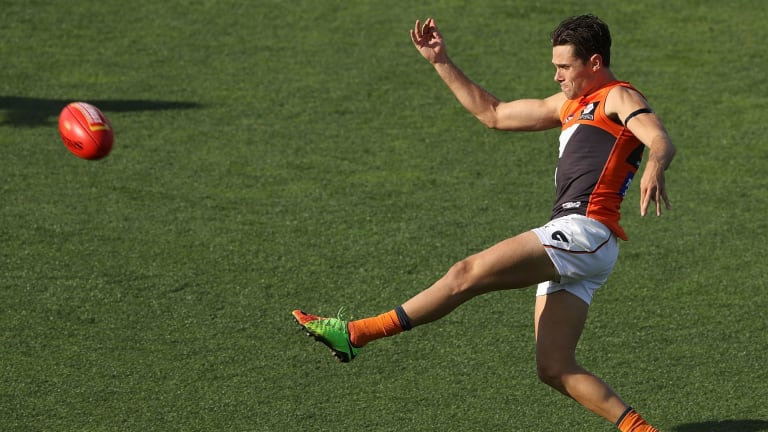The Giants' Josh Kelly is crucial to the success of the expansion club.