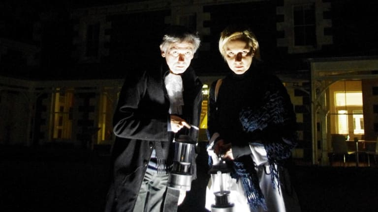 Eynesbury Homestead Dinner and Ghost Tours run on the third Friday evening of each month.
