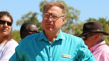 Halls Creek Shire president Malcolm Edwards says the state government made it clear that rejecting income management would result in missing out on regional reforms.