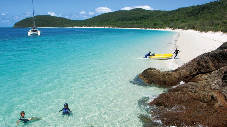 Dreaming of boating in the Whitsundays?