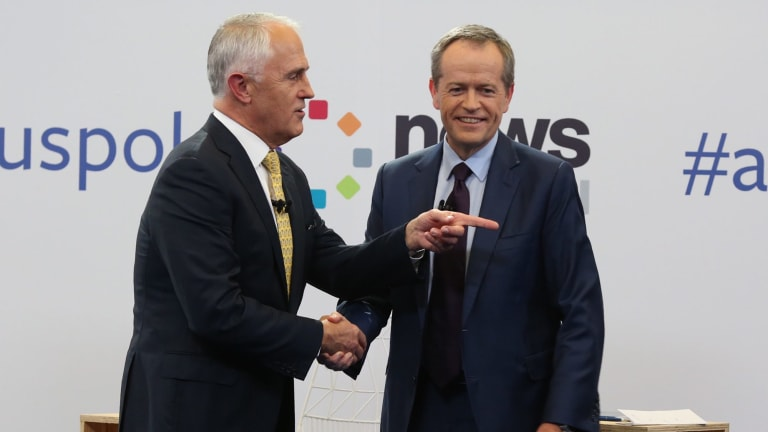 Prime Minister Malcolm Turnbull's comments on university fees and penalty rates drew interest.