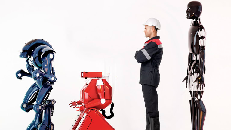 Vicinity Centres recently started trialling whether robots could be used to clean shop room floors.