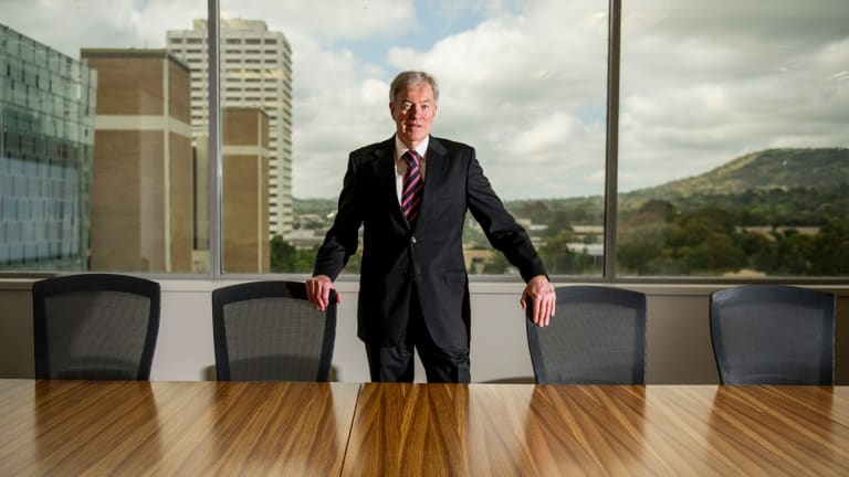 Public Service Commissioner John Lloyd has a plan to send elite executives to private companies .