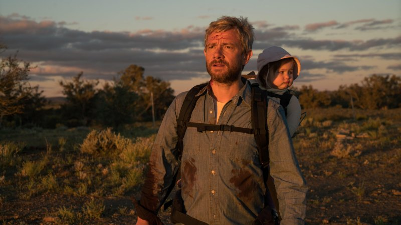 Martin Freeman is making Cargo in Australia (but don't call