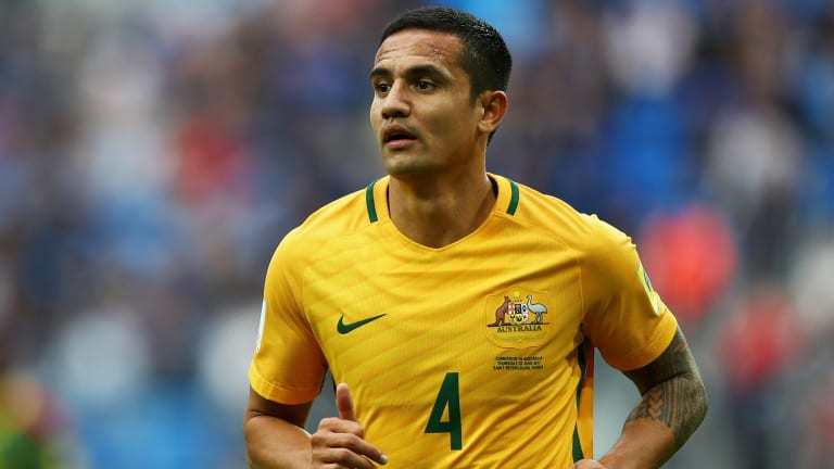 Australia will play Chile next in Moscow.
