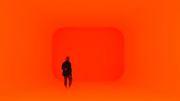 James Turrell's Event Horizon.