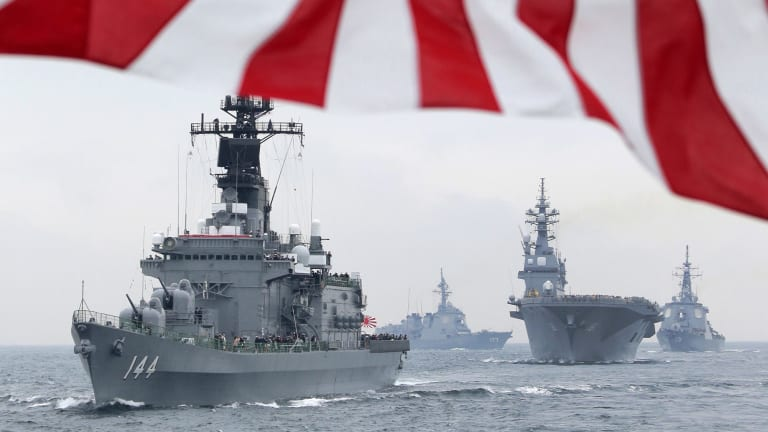 Asia's crowded maritime domain, around distinctive bays and peninsulas, offers a strategic opportunity for the continent's jostling powers.