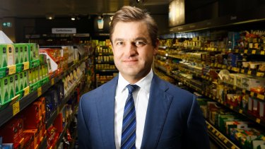 Aldi Australia CEO Tom Daunt wants to be more transparent about the retailer's tax position.