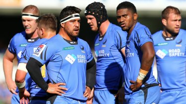 The Western Force are on track to play Super Rugby finals this year.