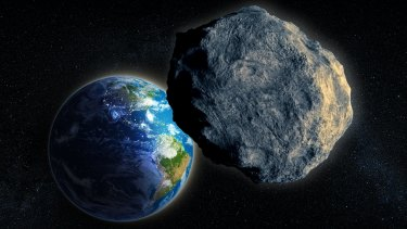 Astronomer Owen Bennedick argued there needed to be funding for observatories to monitor asteroids.