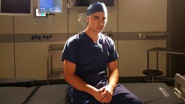 Bega-based orthopaedic surgeon Chris Phoon.