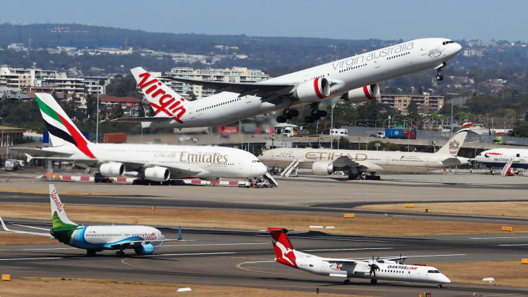 Sydney Airport has wanted ''replacement land'' as compensation for the state acquiring land needed for the gateway project.