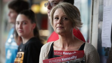 Labor candidate for Bennelong Kristina Keneally.