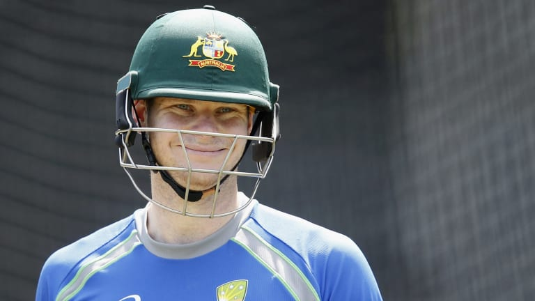 Australian skipper Steve Smith.