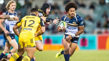 This confession is guilt-tinged because we all know how our city's Brumbies are struggling