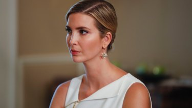 Ivanka Trump admitted she didn't know what it meant to be complicit.