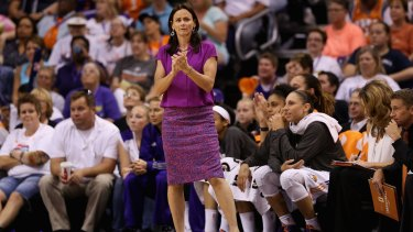 Phoenix Mercury head coach Sandy Brondello will also take charge of the Opals.