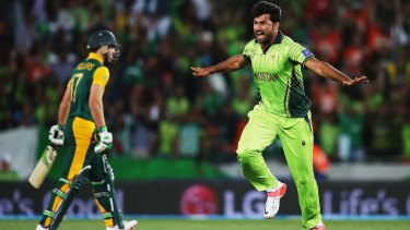 Cricket World Cup Sohail Khan Thrilled To Have Dismissed AB De Villiers