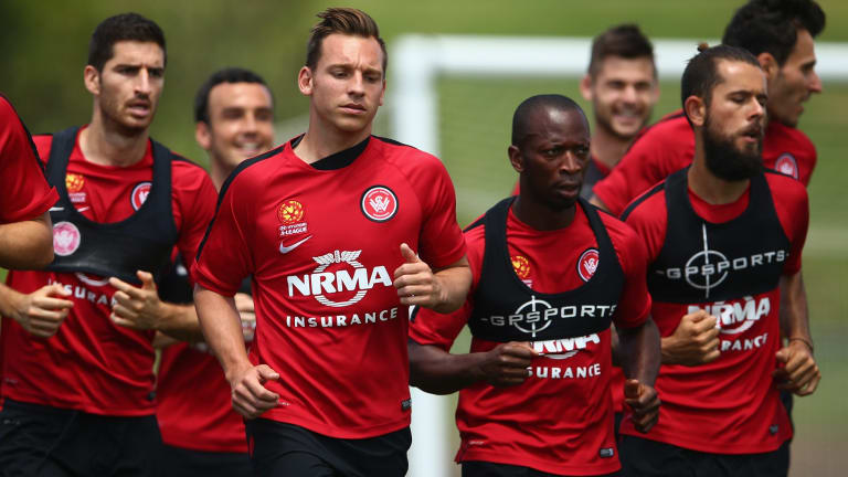 The Western Sydney Wanderers centre for excellence will be built in Blacktown and will include three elite grass playing fields.