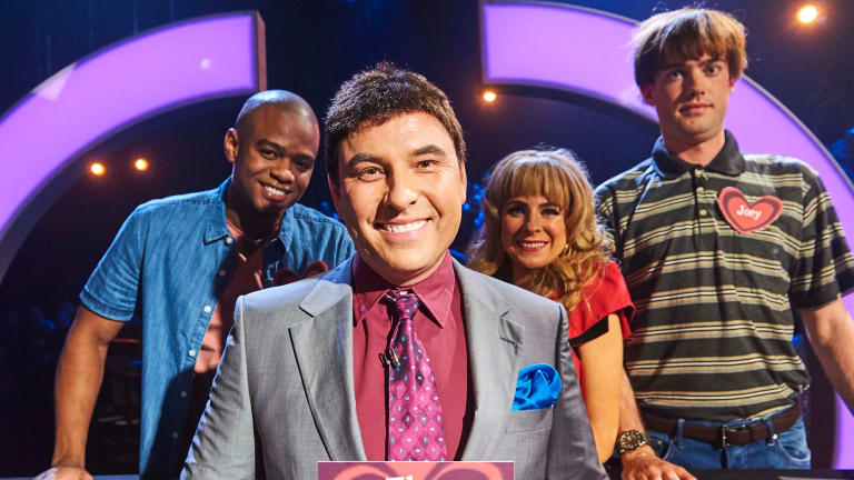 David Walliams played Chris Host in sketch show Walliams and Friend.