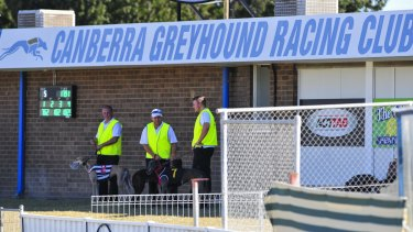 Canberra Greyhound Club says it has donated more than $60,000 to individuals or organisations over the last three years alone.