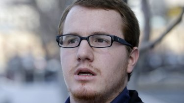 Roy Jeffs, son of jailed polygamous leader Warren Jeffs, in Salt Lake City last week.