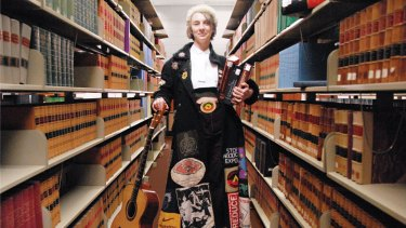 Singer/songwriter Penelope Swales now works as a legal aid lawyer.