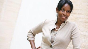 Anti-Islam activist and former Dutch parliamentarian Ayaan Hirsi Ali.