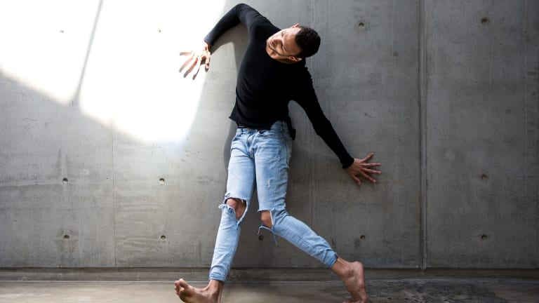 Kaine Sultan-Babij's first work as a choreographer, <i>Place</i>, premieres this month.