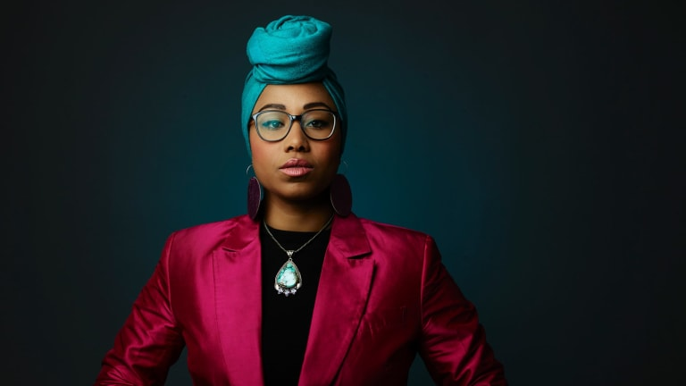 Yassmin Abdel-Magied: 'Before Anzac Day I was knocking back corporate gigs left, right and centre, but now the only ones that are coming in are from overseas,' she says.