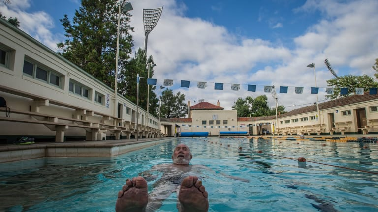 Manuka Pool reopens on October 28.