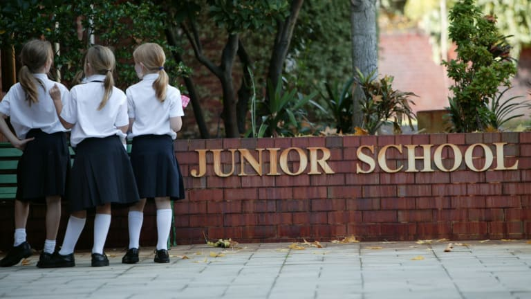 The Coalition is boosting private schools to entrench their privileged market position.
