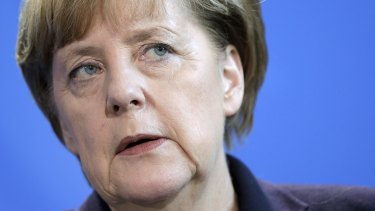 German Chancellor Angela Merkel's government is reviewing an American request for more military might to fight Islamic State.