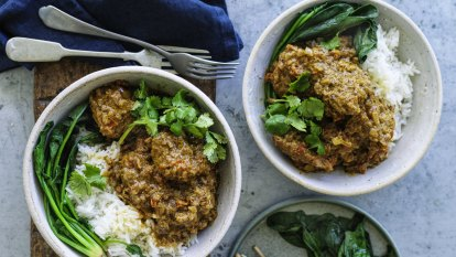 Neil Perry's simple spiced lamb curry