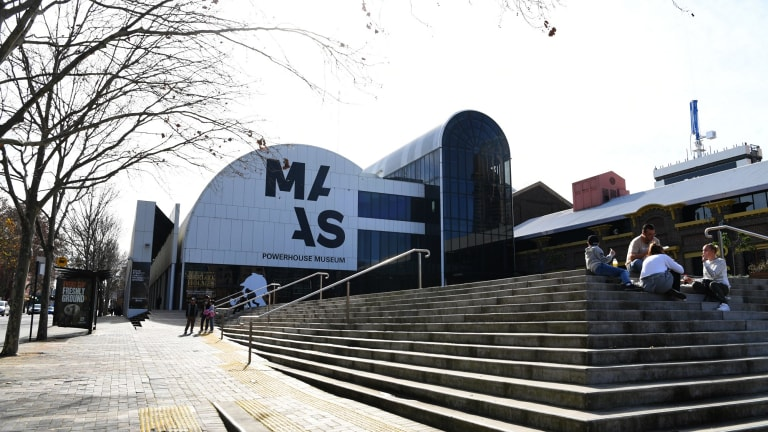 The Powerhouse Museum in Ultimo. The decision to relocate the museum  to Parramatta has been mired in controversy.
