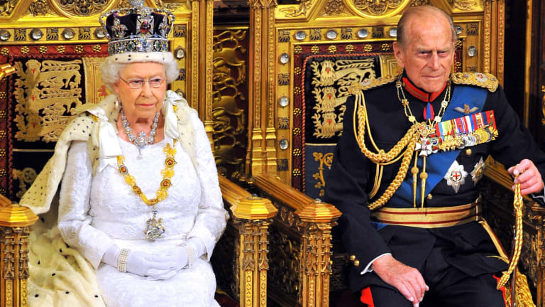 History of service: Prince Philip has been a constant source of strength and support to the Queen and together they have served Australia with dignity.