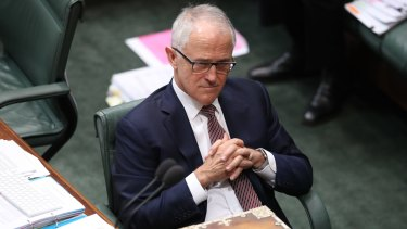 Malcolm Turnbull became leader because the public admired him more than Tony Abbott, even if his colleagues didn't.