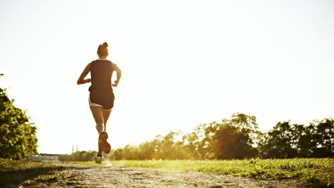 Run your own way: flogging it may not get you there faster.