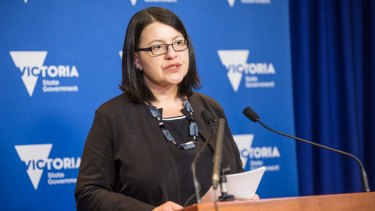 Minister for Family and Children Jenny Mikakos has promised a wide-ranging review of the youth justice system.